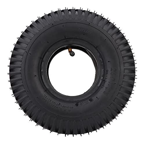 Neumático + cámara interior, patinete de nivel de goma resistente al desgaste eléctricamente sólido Tier 3.00-4/260X85 Silla de ruedas para patinete para una configuración de ensamblaje interior y ext