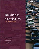 Business Statistics in Practice, 6th Edition Front Cover
