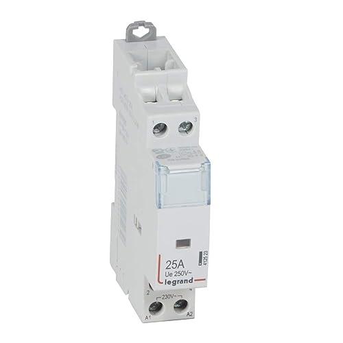 Legrand - 412523–Contacteur 25A, 2Na, 230V
