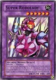 Yu-Gi-Oh! - Super Robolady (LOD-073) - Legacy of Darkness - 1st Edition - Common by Yu-Gi-Oh!