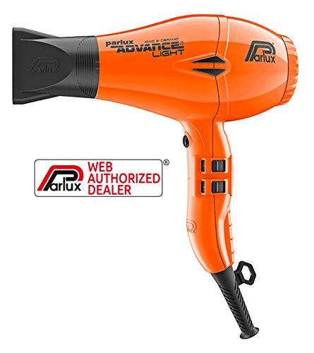 Parlux Advance Light – Couleur Orange