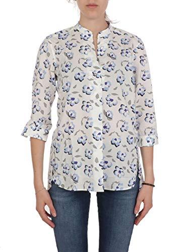 Caliban Luxury Fashion Damen Z0HR2VFB1 Weiss Baumwolle Hemd | Frühling Sommer 20