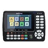Bild des Produktes 'Satellitenfinder, ST-5150 DVB-S2 / T2 / C COMBO HD Satelliten-TV-Signalfinder Digitaler Handsignalmesser H.265 HEVC MPEG'