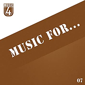 Music For..., Vol.7