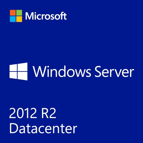 Microsoft Windows Server 2012 R2 Datacenter 64-bit - 2 Prozessoren