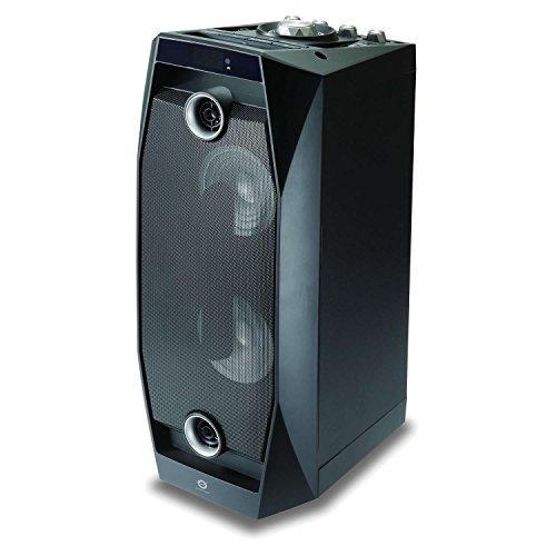 Conceptronic CSPKBTBASSDISCOB 50W Negro Altavoz - Altavoces (Universal, 1.0, 50 W, 100-20000...