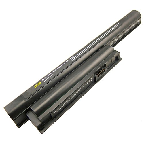 Exxact Parts Solutions9-Cell 10.8V 7800mAh Replacement Laptop Battery for Sony VGP-BPL26 VGP-BPS26 VGP-BPS26A VAIO vPC-EH VAIOCA VAIOCB VAIOEG VAIOEH VAIOEJ VAIOEL VAIO VPC-CA