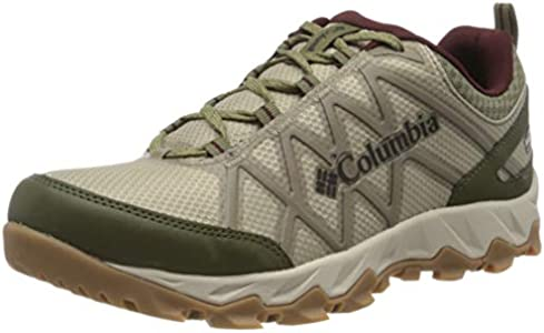 Columbia Peakfreak X2 Outdry, Botas de Senderismo Hombre, Verde (Silver Sage/Madder Brown 366), 40 EU