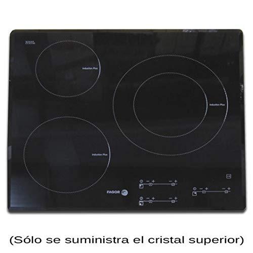 ANCASTOR Cristal VITROCERÁMICA FAGOR AS0000069. (Solo EL Cristal) FER40FA5025