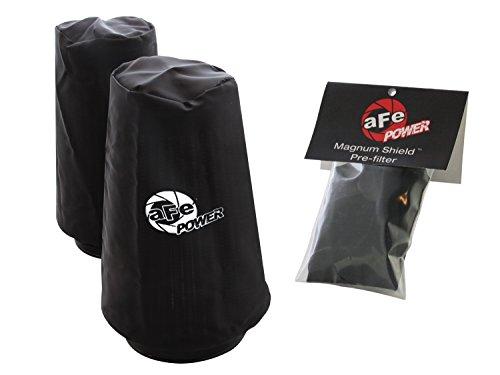 aFe 28-10213M MagnumShield Black EcoBoost Stage-2 Pre-Filter, (Pack of 2)