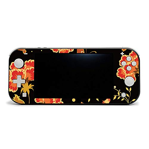 MIGHTY SKINS MightySkins Skin Compatible with Nintendo Switch Lite - Flower Dream | Protective, Durable, and Unique Vinyl Decal Wrap Cover | Easy to Apply, Remove, and Change Styles | Made in The USA