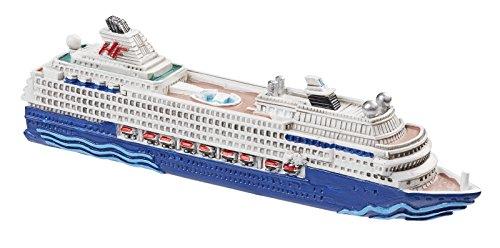 Kreuzfahrtschiff II, ca. 12 cm