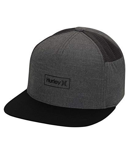 Hurley Herren Hut M Phantom Locked 2.0 Hat, Dk Smoke Grey, 1size, CJ6849