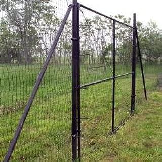 Best 8 foot deer gate Reviews