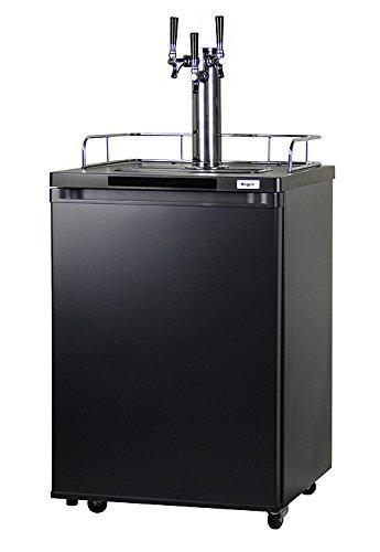 Kegco HBK209B-3 Keg Dispenser
