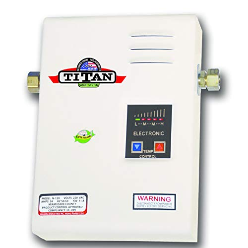 Titan SCR2 N-120 Electric Tankless Water Heater...