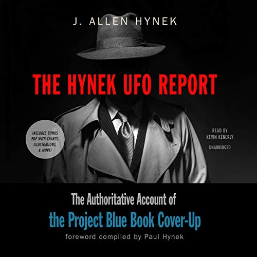 The Hynek UFO Report cover art