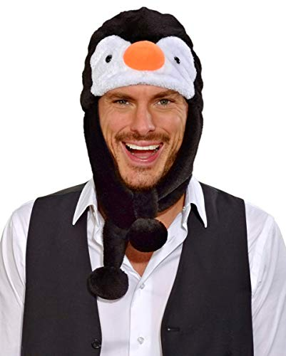 Horror-Shop Penguin Hat