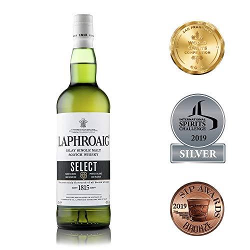 Laphroaig Select Islay Single Malt Scotch Whisky (1 x 0.7l)