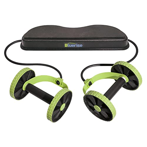 BLUERISE Ab Roller for Abs Workout Multifunctional...