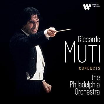 Riccardo Muti Conducts the Philadelphia Orchestra