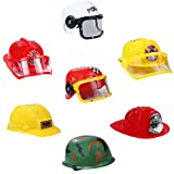 IQ Toys Role Play Dress Up Costume Hats Set of 7 Assorted Party Hats...