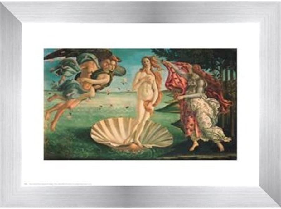 コカイン敬礼錆びBirth of Venus by Sandro Botticelli?–?10?x 8インチ?–?アートプリントポスター LE_28409-F9935-10x8