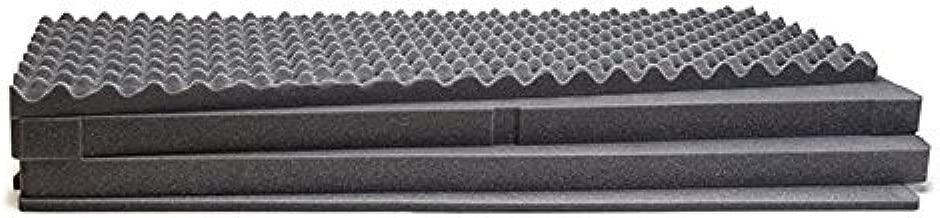 Nanuk Foam Inserts (3 Part) for 990 Nanuk Hard Case, Long - Made in Canada