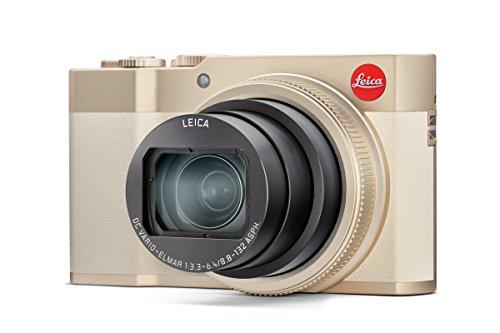 "Leica C-Lux Cámara compacta 20,1 MP 1"" MOS Oro - Cámara digital (20,1 MP, 1"", MOS, 4K Ultra HD, Pantalla táctil, Oro)"