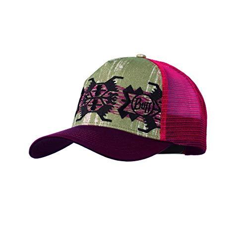 Buff S.A. Buff Damen Trucker Cap, Shade Multi, One Size