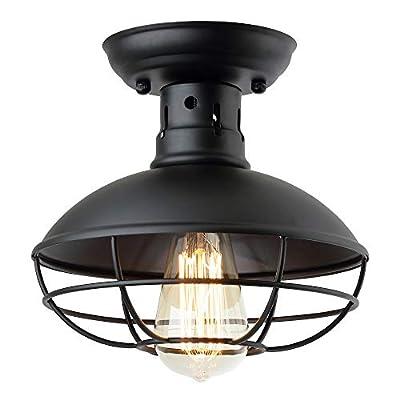 ZZ Joakoah Vintage Industrial Metal Pendant Light Ceiling Light
