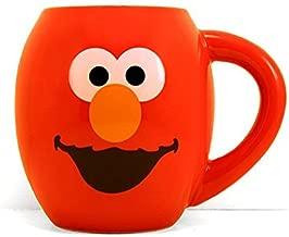 Elmo Rounded 18 oz Oval Coffee Mug