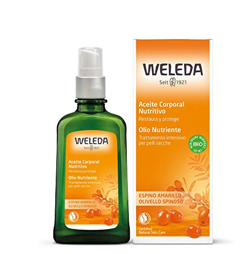 Weledaolivello Spinoso Olio Corpo