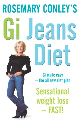 Rosemary Conley's GI Jeans Diet (English Edition)
