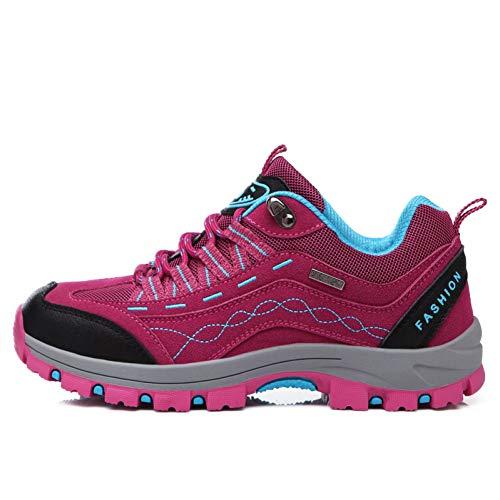 XJWDNX Wandelschoenen voor heren, voor dames, wandelschoenen, winter, klimschoenen, heren, gymschoenen, ademende trekkingschoenen