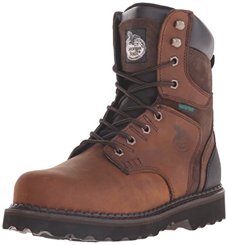 Georgia Boot Men's Georgia Brookville 8