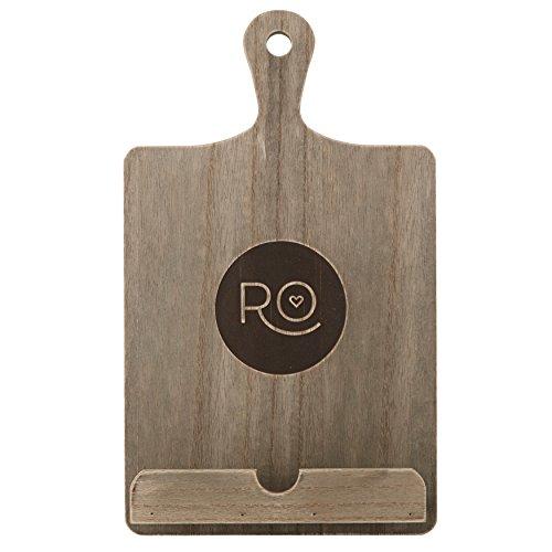 ROSANNA PANSINO by Wilton Cookbook Stand - Wood Cookbook Holder