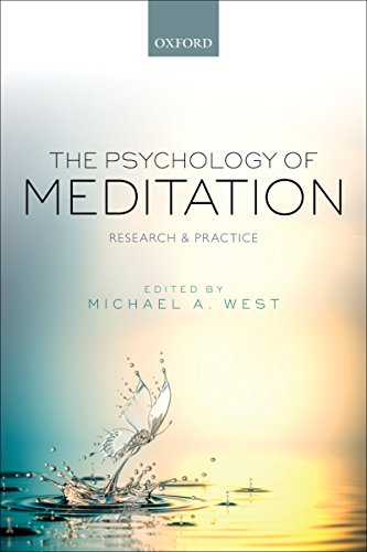 The Psychology of Meditation: Research and Practice (English Edition)