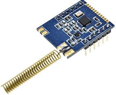 NO LOGO LSB-Antena helicoidal, 1pc Mini transmisor-Receptor ...