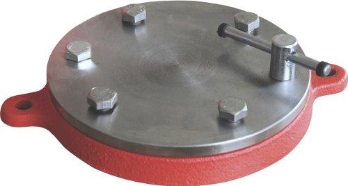 KS Tools 914.0027 Rundteller zu Schraubstock, 100 mm