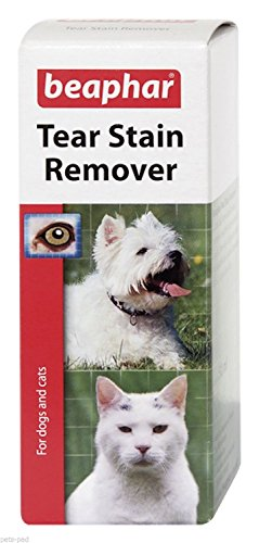 Beaphar Tear Stain Remover For Dogs, Cats, Puppies and Kittens 50ml
