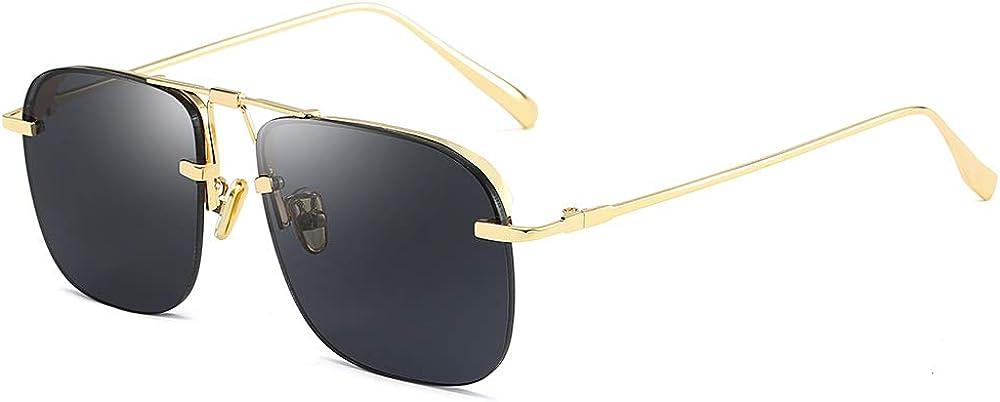 AOHOG Fashion Personality Metal Wome Sunglasses UV400 Super sale Protection Popular overseas