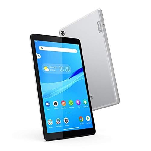 YCHCDR Original Lenovo Tab M8 (FHD) TB-8705F/ TB-8705N 8.0 inch Tablets 4GB 64GB/ 3GB 32GB Android 9.0 Helio P22T Octa Core GPS 13MP (Color : White, Size : Bundle 3)