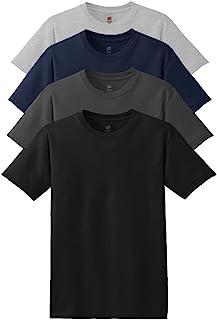 byHanes Hanes Men's ComfortSoft T-Shirt (Pack Of 4)...