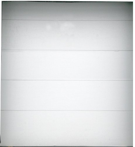 Find Bargain American Garage Door - TSIII-92X120-XX-2FVL - Embossed White Dock Door, Opening Height:...