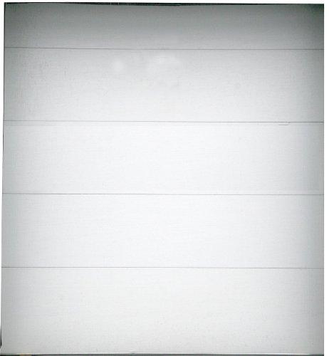 Why Choose American Garage Door - TSIII-90X120-XX-2FVL - Embossed White Dock Door, Opening Height: 1...