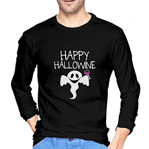 Scary Smiley Face Pumpkin Halloween Sweatshirt Fancy Dress JumperGift Top S-XXL