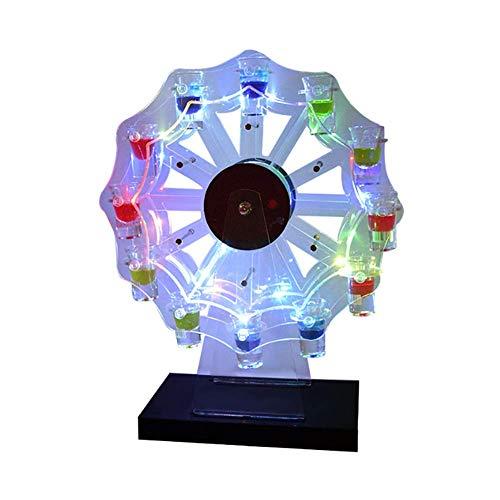 OOFAY TAPS LED Lampe Balle Coupe Titulaire Bar Nuit Ktv Cocktail créatif Support Aucune Tasse décoration de la Maison Nuit lumière Bar décoration