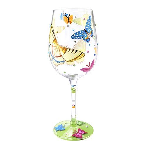 Copas De Vino Cristal Marca NymphFable