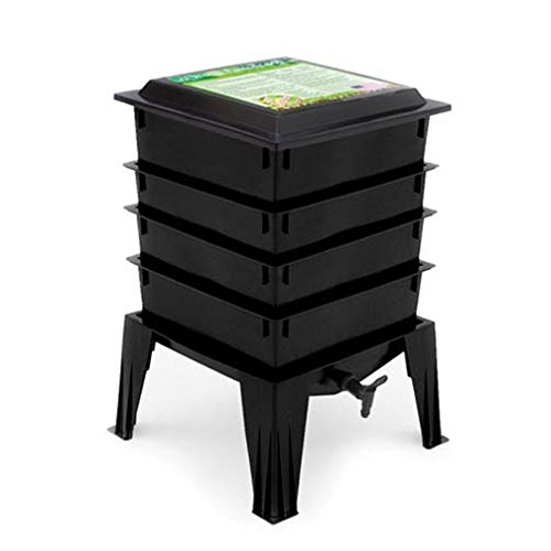 Best Deals! The Worm Factory 360 Composter (Black Color)